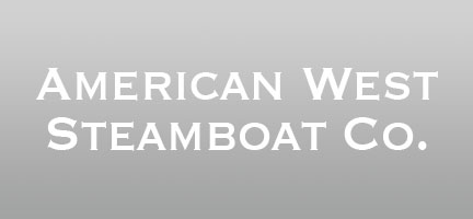 American West Steamboat Company logo