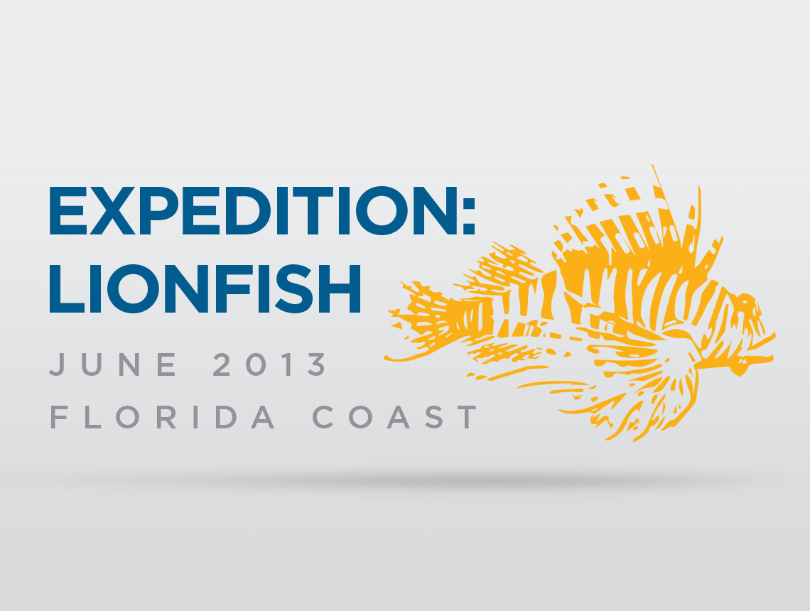 Expedition Lionfish logo